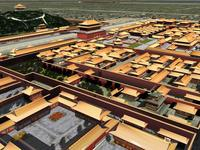 The Forbidden City 3D Model