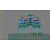 20 13 04 798 china ancient torii 4 3 4