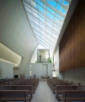 Church interior Sence 2 3D Model