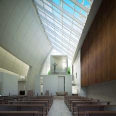 Church interior Sence 2 3D Model