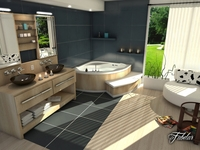 Bathroom 18 3D Model