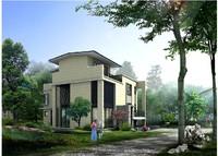 House 020 3D Model