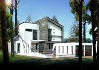House 021 3D Model