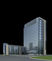 Architecture 066 3D Model