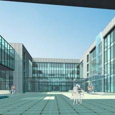 Architecture 080 3D Model