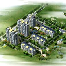 Architecture 086 3D Model