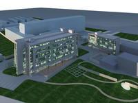 Architecture 093 3D Model