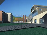 Architecture 094 3D Model