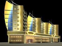 Architecture 100 3D Model