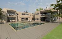 Architecture 102  -  villadom 3D Model