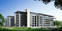 Architecture 131 School Building 3D Model