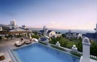 Architecture 016  - hotel building 3D Model
