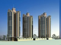 Architecture 168 High Rise Residential Building 3D Model