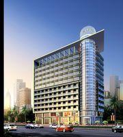Architecture 187 Hotel Building 3D Model