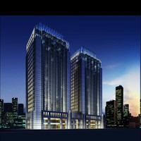 Architecture 210 office Building 3D Model