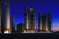 Architecture 235 High Rise Residential Building 3D Model
