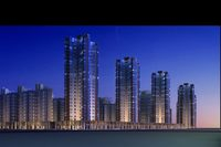 Architecture 237 High Rise Residential Building 3D Model