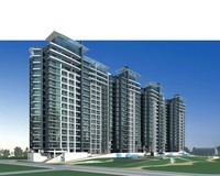 Architecture 261 High Rise Residential Buildin 3D Model