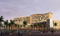 Architecture 353 Hotel Building 3D Model