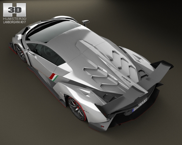 Lamborghini Veneno 201...
