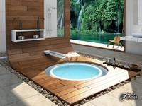 Bathroom 20 3D Model