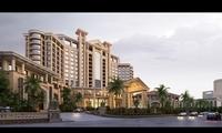 Architecture 025  - Hotel building 3D Model