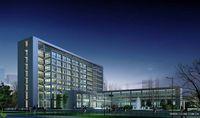 Architecture 369 office Building 3D Model