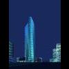 Architecture 418 office Building 3D Model