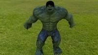 Free Hulk_Rig for Maya 1.0.0