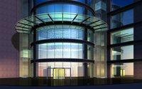 Architecture 494 Hotel Building 3D Model