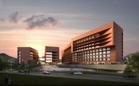 Architecture 044 -School building 3D Model
