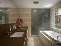 Bathroom 23 3D Model