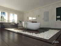 Bathroom 21 3D Model