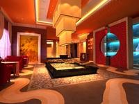 Bar 022 3D Model
