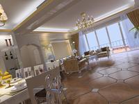 Condo Living Room 004 3D Model