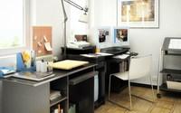 Office 109 3D Model