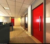 Conference Room 02 3D Model