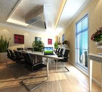Conference Room 03 3D Model
