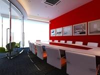 Conference Room 04 3D Model