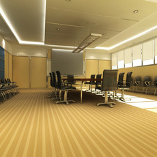 Conference Room 05 3D Model