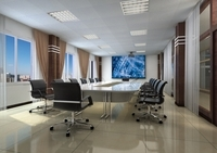Conference Room 11 3D Model