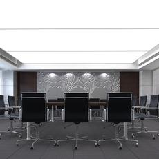Conference Room 17 3D Model