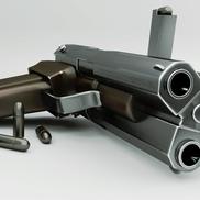 Triple canon shotgun by vitolionso d51izk0 small