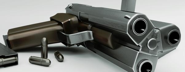 Triple canon shotgun by vitolionso d51izk0 wide