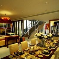 3d dining room interior design cover