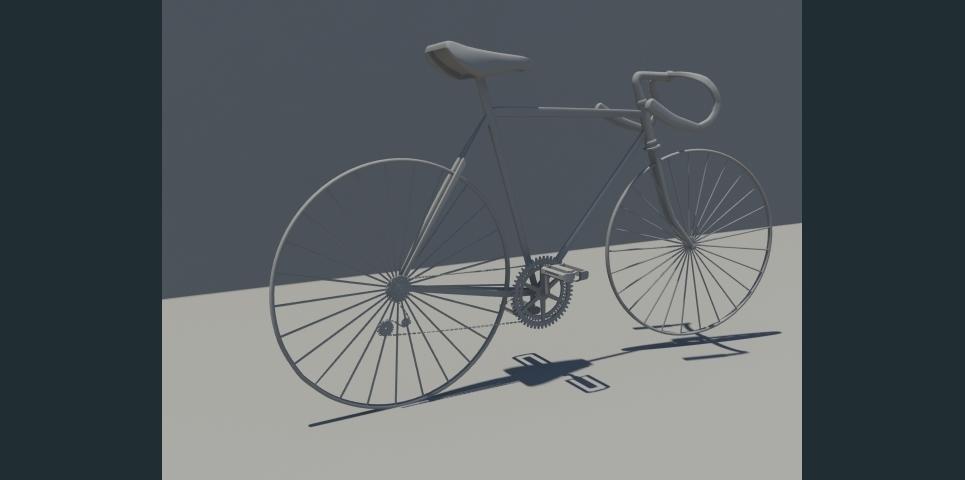 Bike 1 show
