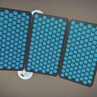 Keyshot solarpanel top post cover