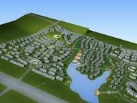 Architecture 766 Villa Building 3D Model