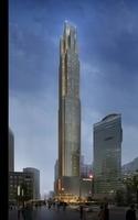 Cityscape Skyscraper 020 3D Model