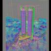 14 21 39 80 city big cityscape high...021 3 4